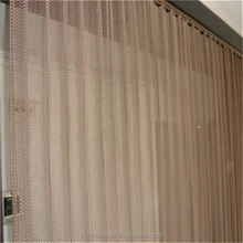 China factory Building metal partition /Curtain walls/decorative wire mesh