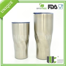 Nice Hot Stainless Steel Doouble Wall Vacuum Insulated Beer Mug And Beer Growler