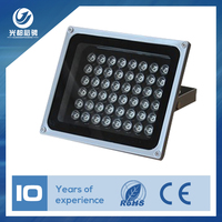 christmas color changing outdoor led flood light 6w 12w 24w 48w with low voltage