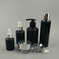 Professional PET Plastic Bottle Manufacturer PETG Cosmetic Container for Skin Care Packaging
