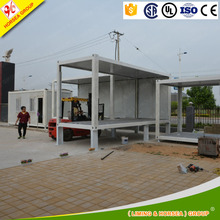 high quality steel prefab cargo container manufactured homes philippines for sale