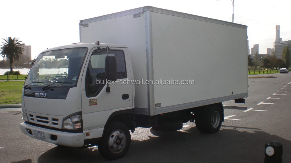 Truck Parts Dry Cargo Truck/Van Box Body