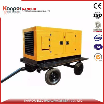 Top brand 20KW 25KVA natural gas generator 220v by UK Engine(4BTA-N)