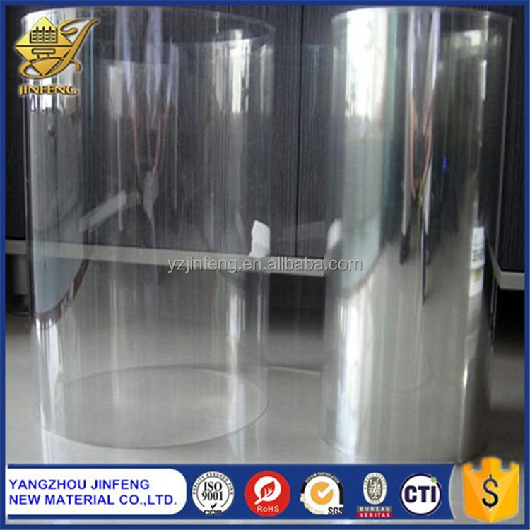 Anti-static Clear Transparent Rigid PET Film In Roll for Electronic Packaging