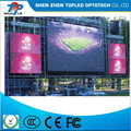 Hot sale high quality competitive price p4.8 high resolution LED display
