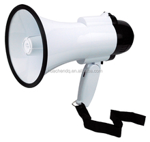 handy folding handle megaphone with big voice+record