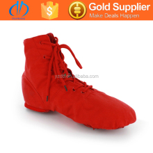 2015 foldable good quality new cheap folding canvas women dancing shoe