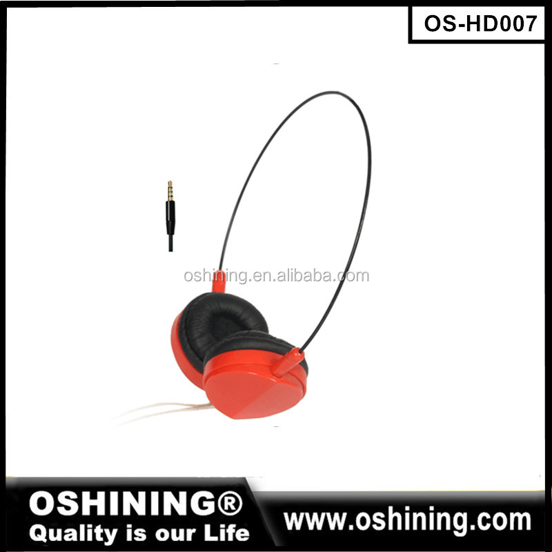 Low price earphones headphones manufacturer Wired Headsets For Mobile phone MP3 MP4 Pad iphone