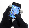 Audiophones Accessary Gliter Glove Touch Sceen