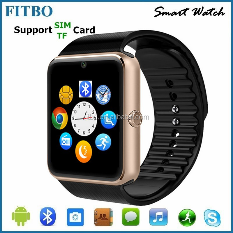 Anti-lost mtk6577 smart watch phone oem for huawei P8/Mate 8