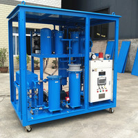 COP-50 Oil Purification Equipment with Multi Stage Filtration System