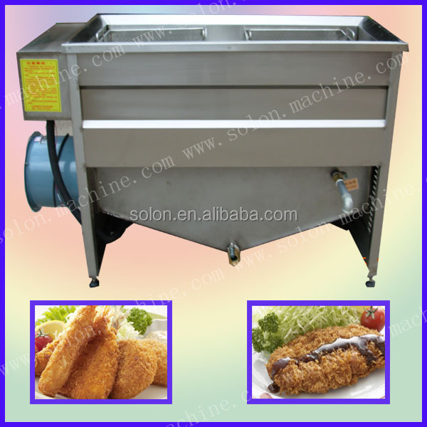 High power manual frying machine solon ribbon fries potato machine hot selling from China