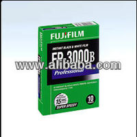 Fujifilm FP-3000B Polaroid Camera Film