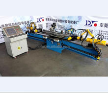 Automatic new aluminum profile stretch bending stretch forming machine with high quality