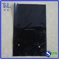 Plastic grow bags!Factory direct supply good quality and low price black plastic plant nursery bag for growing