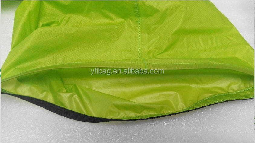 30D Nylon PU coating High Lightweight  Dry Bag