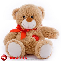 New Arrival Good Quality Super Soft Plush Toy Dressed Teddy Bear