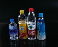 100 ml bottle making machine, PET cosmetic bottle blowing moulding machine