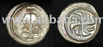 Apollonia Pontika Drachms Thrace Black sea area