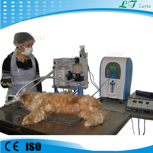 LT7600A animal portable veterinary anesthesia machine
