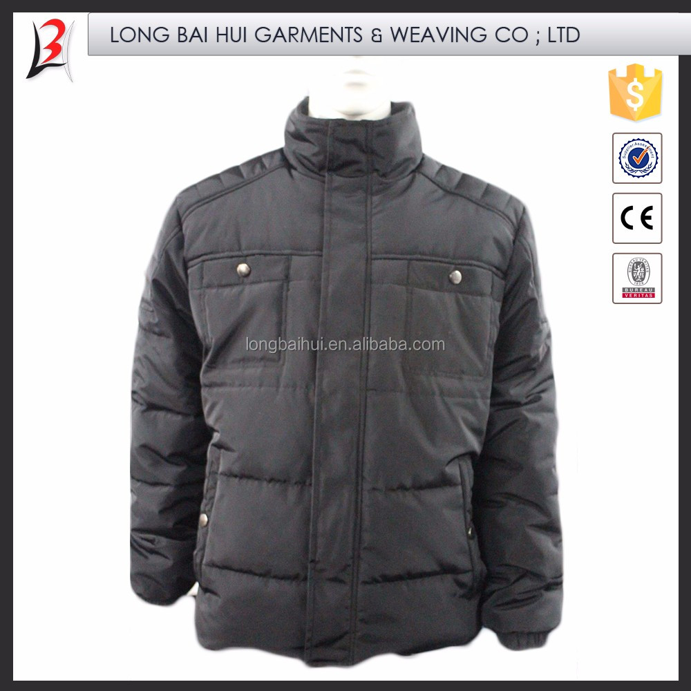 Professional Manufacturer Supplier Warm soft shell winter jacket