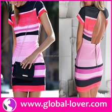 2016 factory price cocktail dress for teenagers