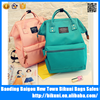 Promotional China Canvas Handbag Cute Girl Travel School Backpack