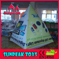 Inflatable Character Balloon-Inflatable Triangle Balloon For Advertising,Helium Balloon Inflatable