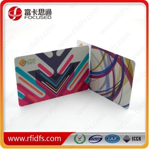 13.56MHz MIFARE Classic 1k Access control RFID Card