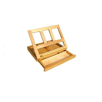 High Quality,factory directly,wooden material Book stand easel,easel stand,tabletop easel,wood easel stand