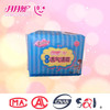 regular thick sanitary pads with perforated nonwoven
