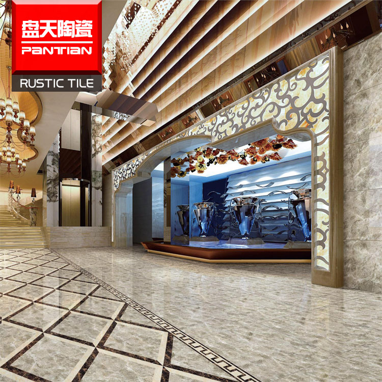 China foshan full polished agl marble tiles floor ceramic porcelain turkish marble tile 60x60
