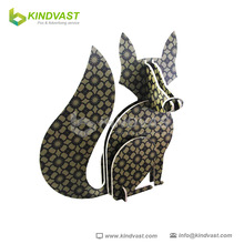 2018 China suppliers Gemstone jewellery hanging stands sexy fox series