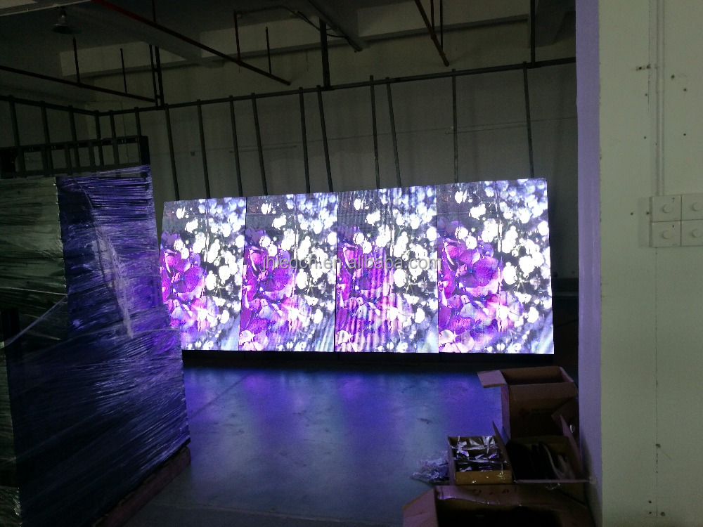 Outdoor P6 Programmable Led Wall /Led Billboard on sale