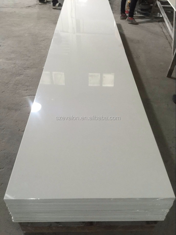 Acrylic solid surface for kitchen countertop &bathroom vanity,Artificial acrylic solid surface sheet