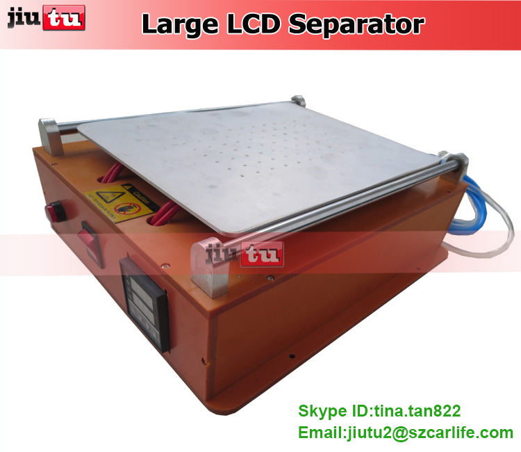 Large Manual LCD Separator For All Cell Phones Pad Teblets Under 14 inch LCD Touch Screen Glass Repair Separator