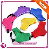 5 Sizes 6 colors 2016 New Arrival Soft Highly breathable Mesh Colorful Fabric Dog Firm Pet Harness