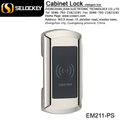 Superior cabinet, electronic lock ,card key lock Low price access control 12VDC small electric cabinet lock(M1-211)