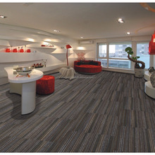 Newly Designed Large Carpet Tiles Y627, High Quality Office Carpet, Commercial Modular Carpet