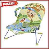 Electric infant to toddler rocker automatic baby chair rocker for wholesale