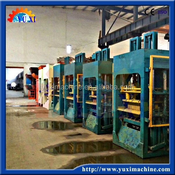 superior machinery product Non fired small solid blind hole brick making machines sale in kenya