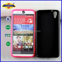 pudding tpu case for HTC desire eye ,hybrid case for HTC desire eye,soft gel case for HTC desire eye