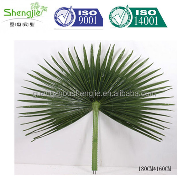 Factory directly artificial coconut leaf and coconut leaf on promotion