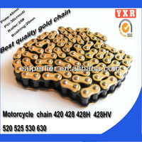 Motorcycle parts chain sprocket,China manufacturer motorcycle chain drive,new product kawasaki chain and sprocket kits