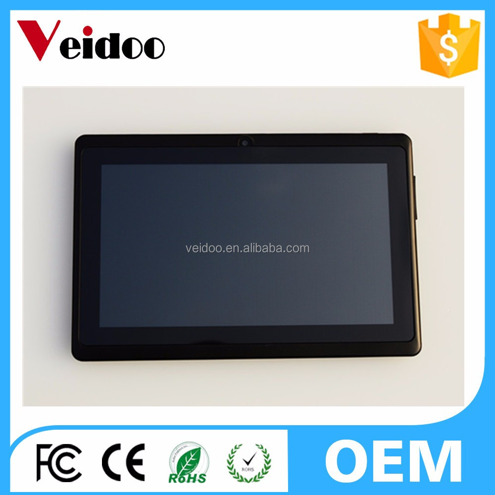 Promotional high quality 7 inch android made in usa tablet pc