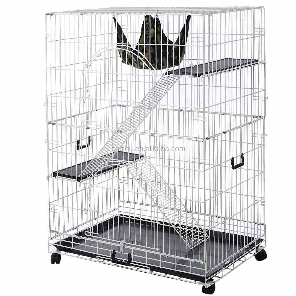 2 Door customer SIZE Playpen Large Cat Pets Wire Cage house