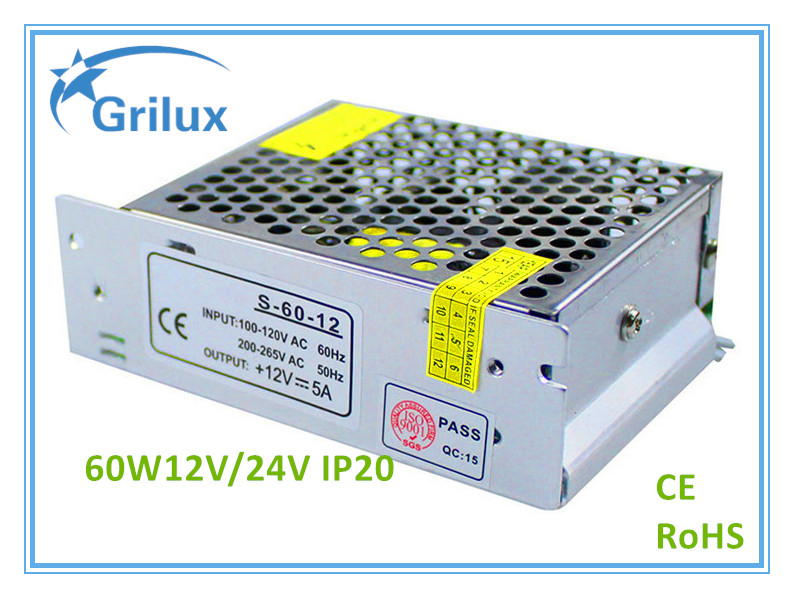 switching power supply 200w led adapter 24v server application
