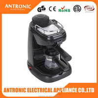 Antronic ATC-A502-1 hot sale portable mini hotel/restaurant espresso coffee maker, russian coffee maker