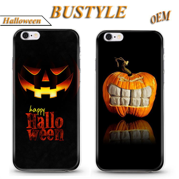 2015 NEW Design Mobile Phone Accessories for iPhone 4 5 6 plus Phone Case For Halloween Stock