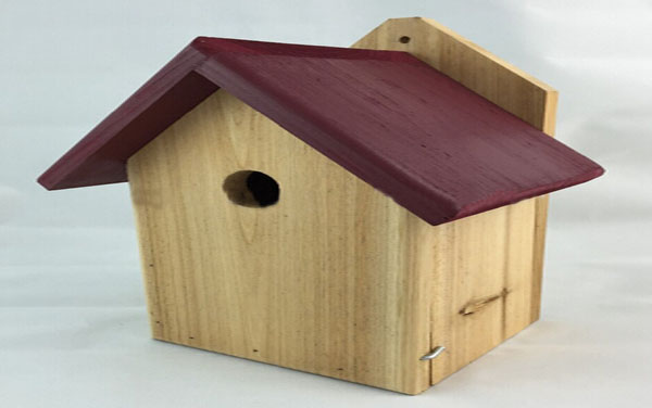 selling garden wild outdoor wooden bird house for manufacturer wholesale